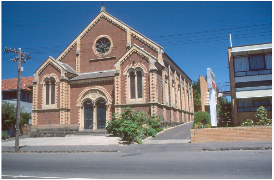 Aberdeen Street Baptist Church