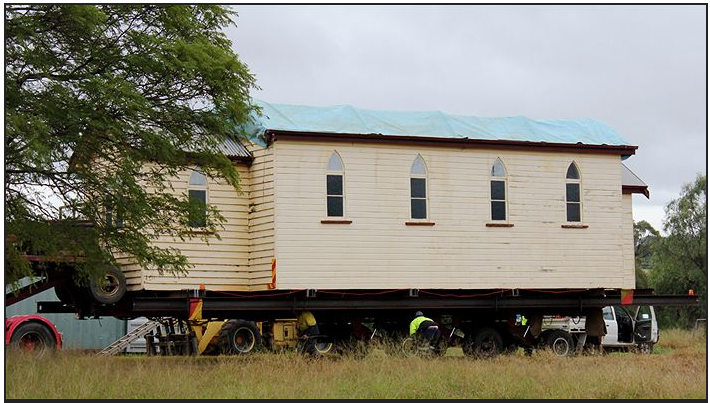 Acland Anglican Church - Former