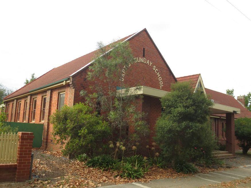 Albury Baptist Church