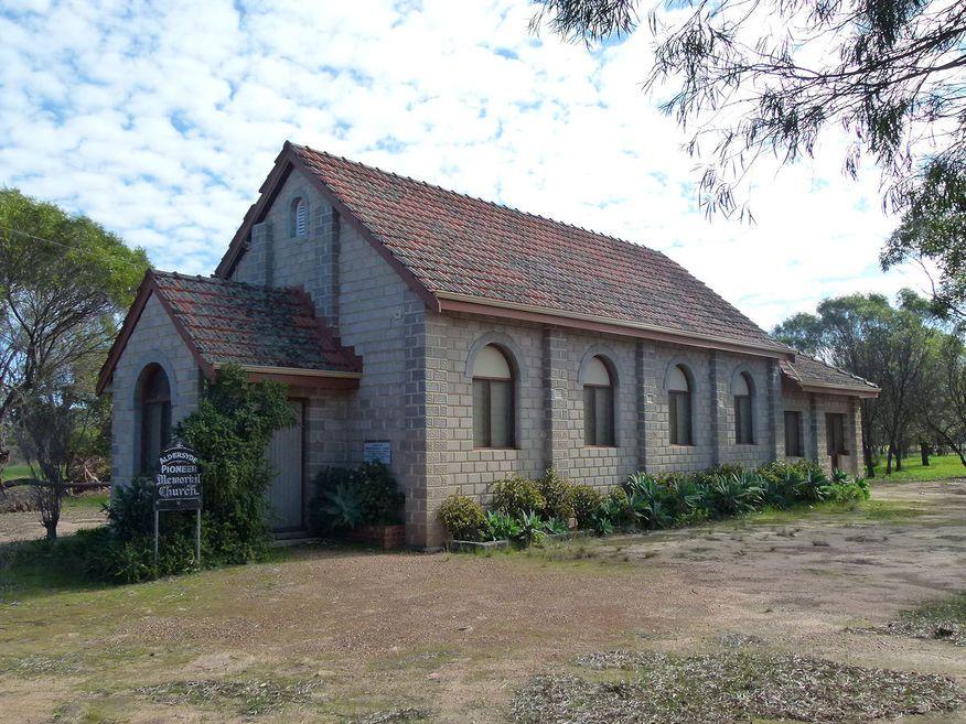 Aldersyde Pioneer Memorial Church