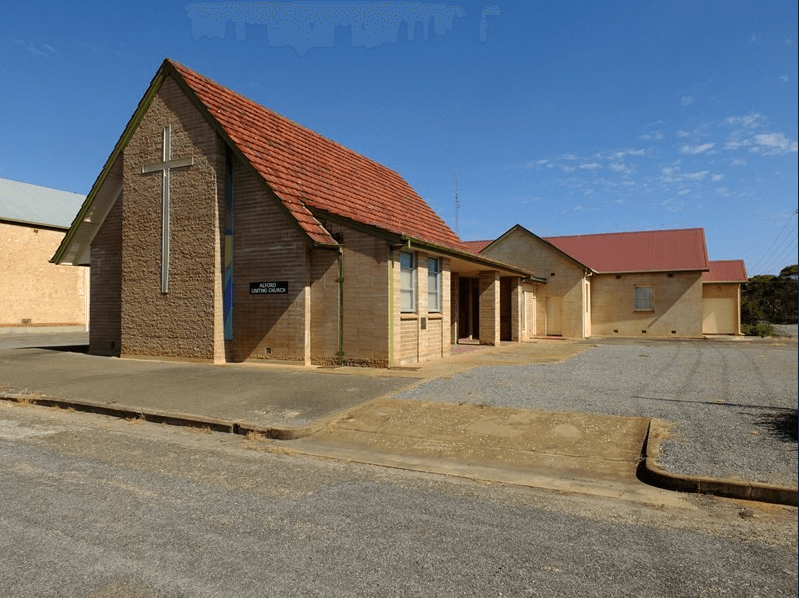 Alford Uniting Church - Former
