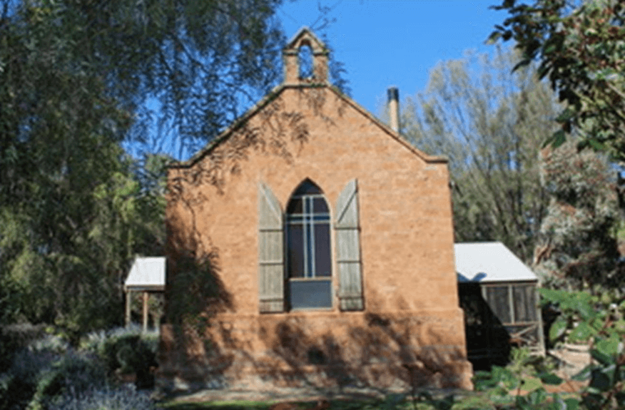 All Saints Anglican Church - Former