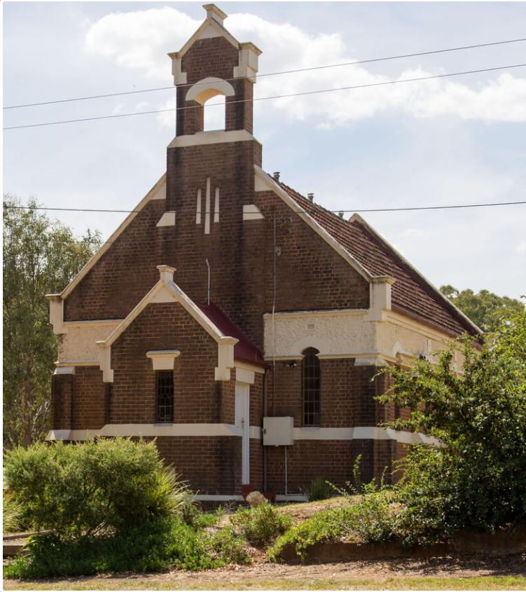 Allawah Uniting Church - Former