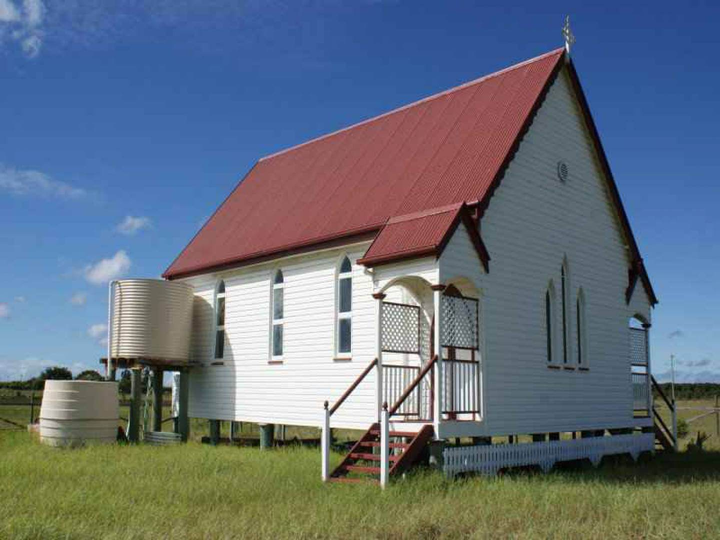 Alloway Anglican Church - Former