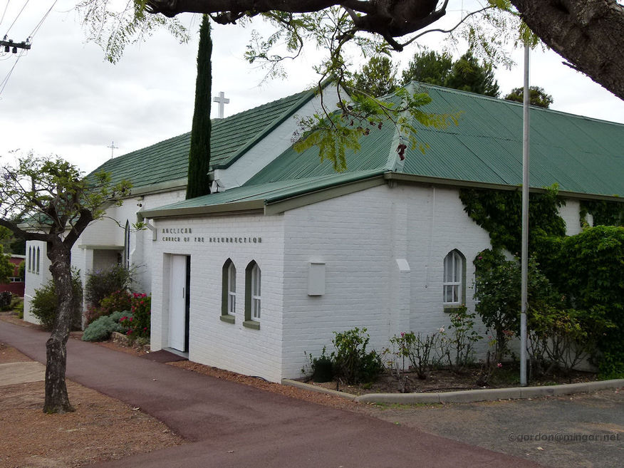Anglican Church Of the Resurrection