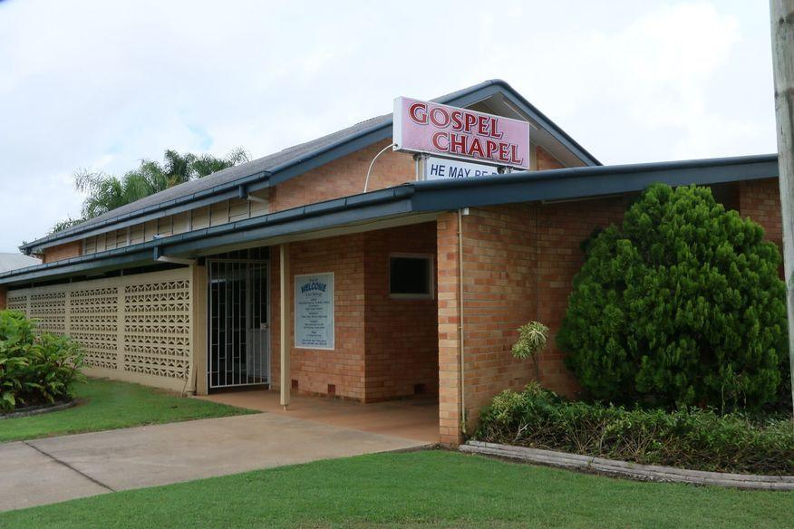 Ann Street Gospel Chapel, Bundaberg East