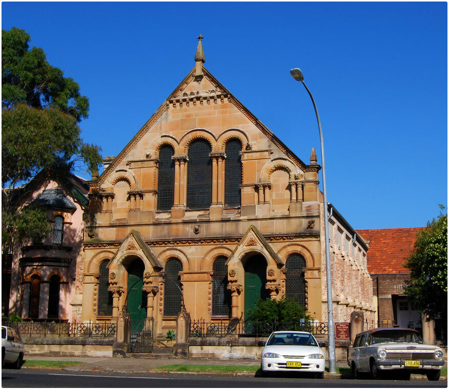 Annandale Uniting Church - Former