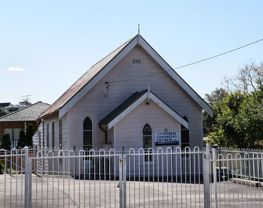 Apostolic Christian Church (Nazareni)