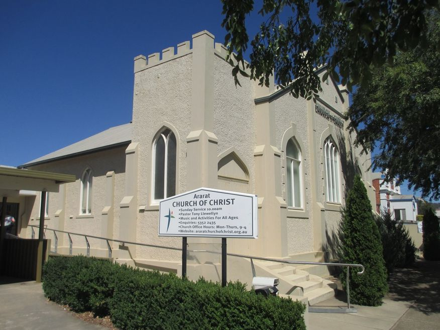 Ararat Church of Christ