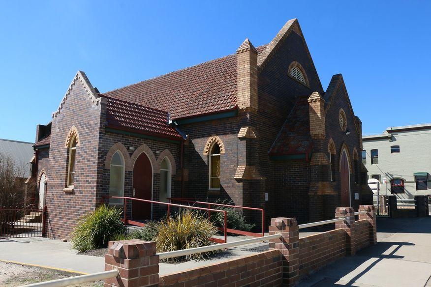 Armidale District Baptist Church