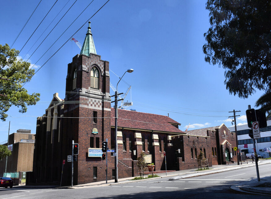 Ashfield Baptist Church