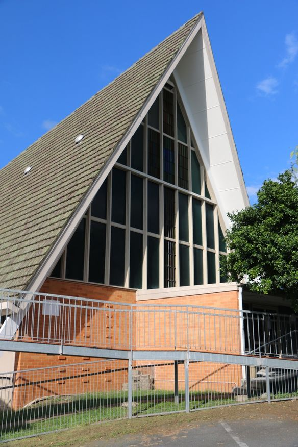 Ashgrove Uniting Church - Former