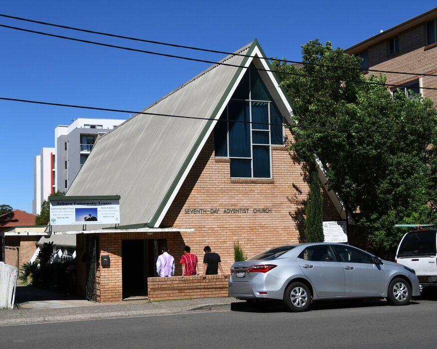 Auburn Seventh-Day Adventist Church