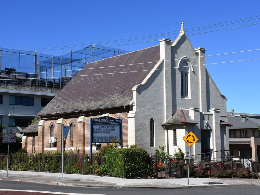 Auburn Uniting Church - Harold Wood Congregation