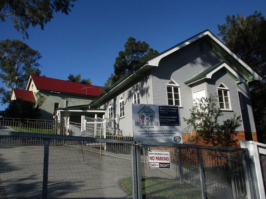 Auchenflower Presbyterian Church - Former