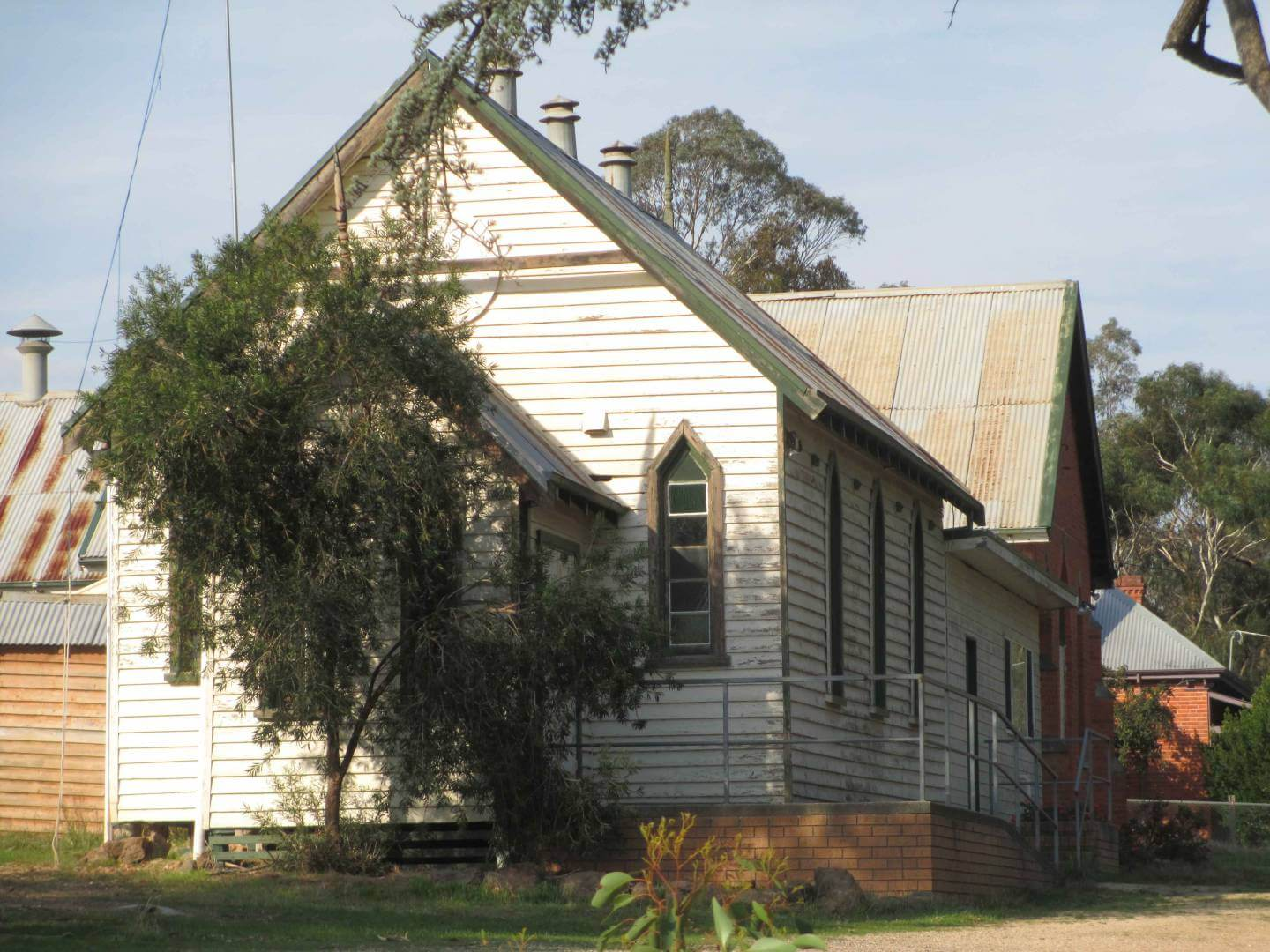 Avoca Presbyterian Church - Former