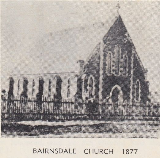 Bairnsdale Methodist Church - Former