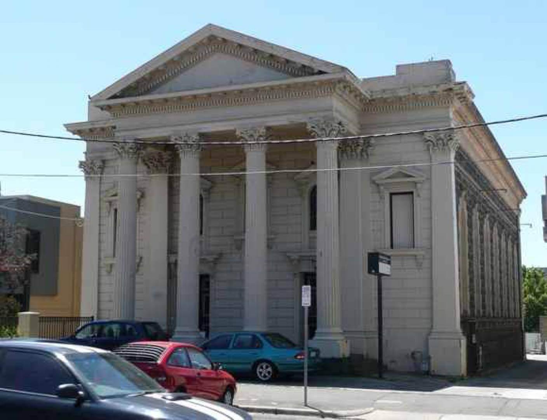 Ballarat Baptist Church - Former