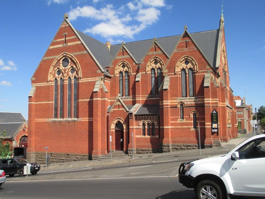 Ballarat Central Uniting Church
