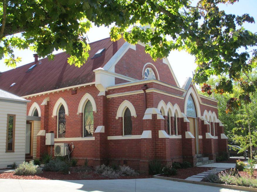 Ballarat West Uniting Church - Former