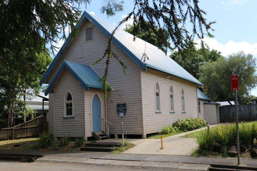 Bangalow Presbyterian Church