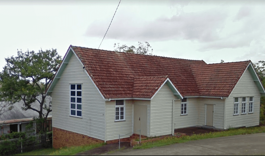Bardon Uniting Church - Former