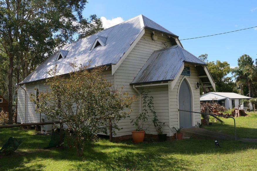 Barrington (Free) Presbyterian Church - Former