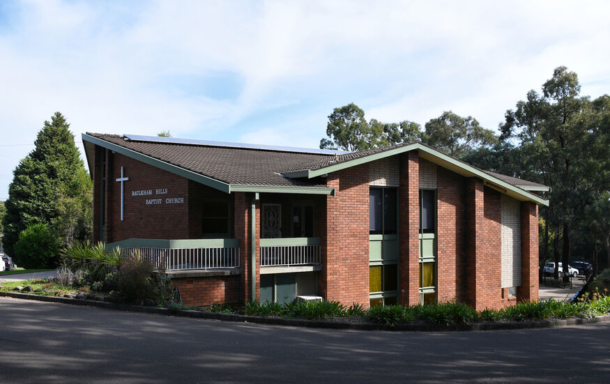 Baulkham Hills Baptist Church