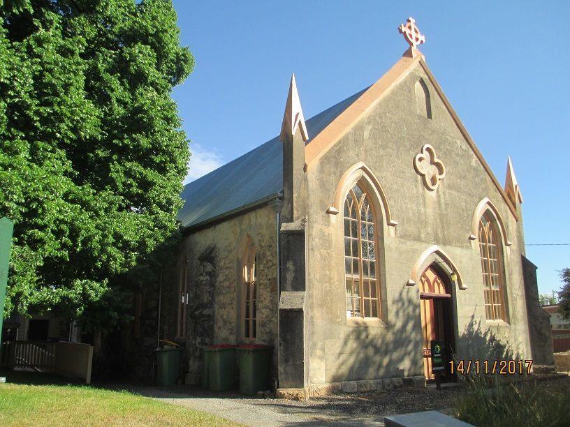 Beechworth Methodist Church - Former