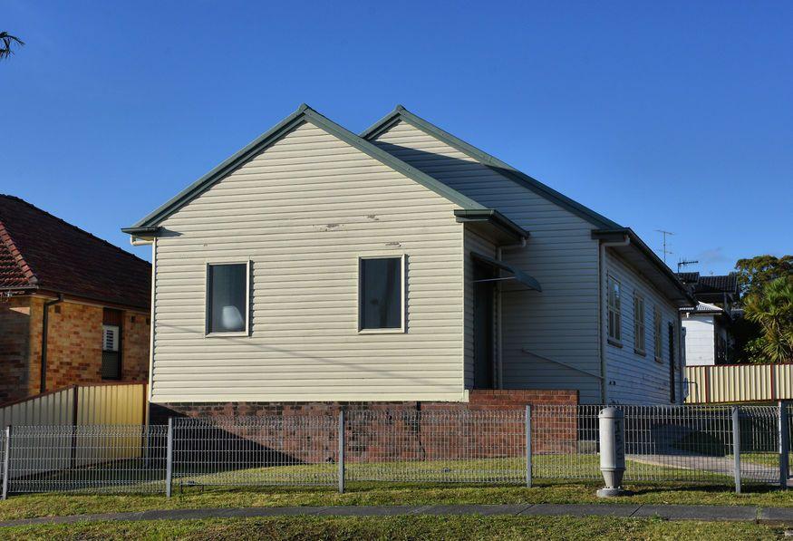 Belmont Gospel Hall - Former