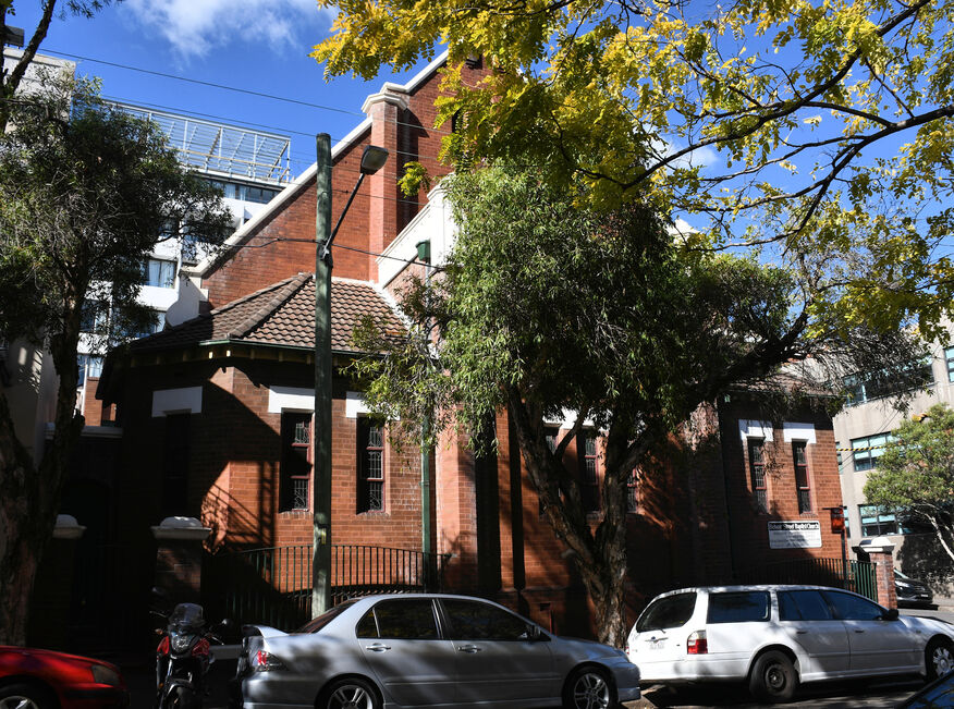 Belvoir Street Baptist Church