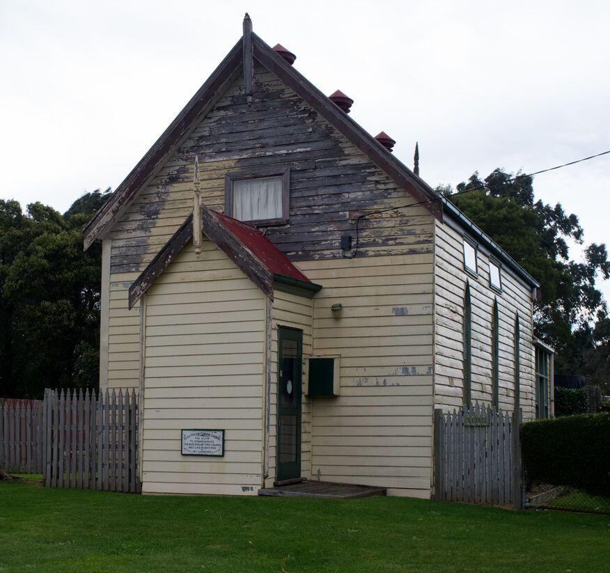 Bena Presbyterian Church - Former