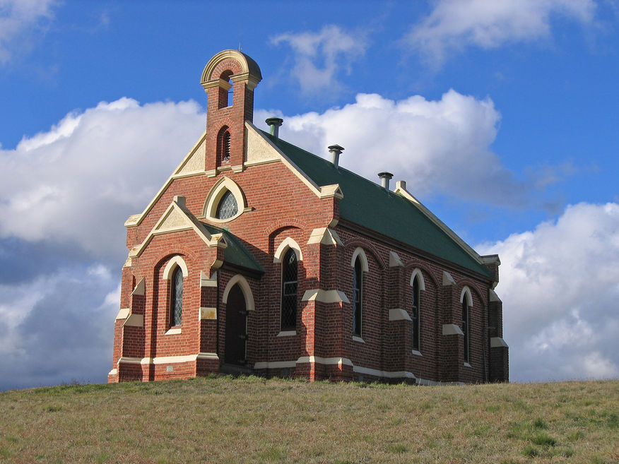 Benambra Uniting Church - Former