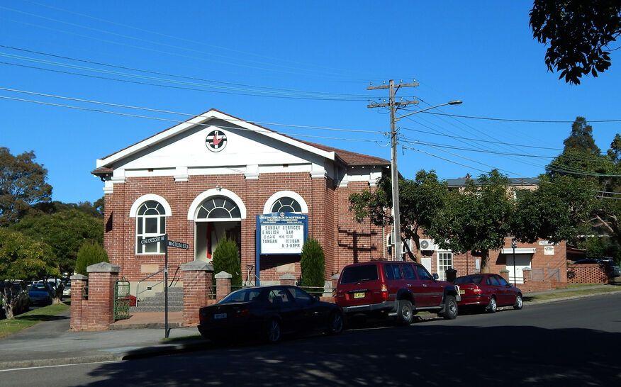 Berala Uniting Church Fijian Congregation