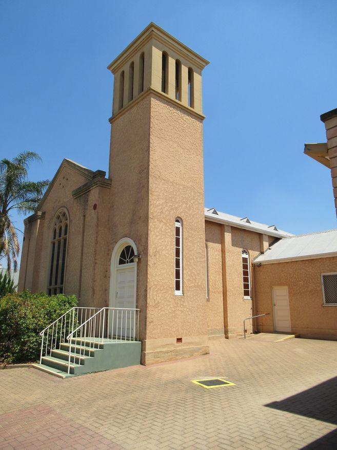 Berri Uniting Church
