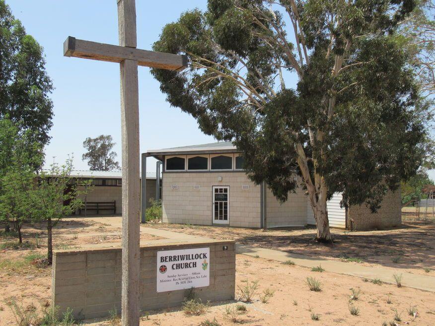 Berriwillock Uniting Church