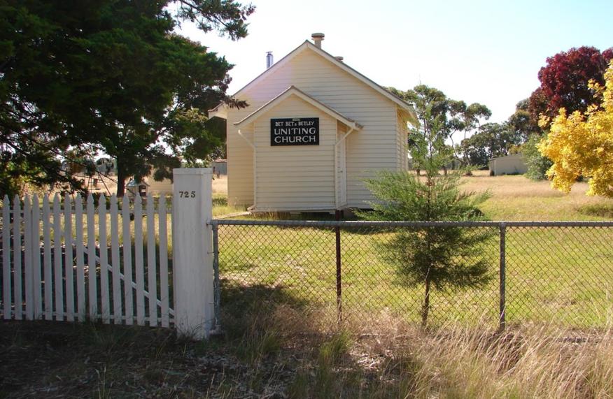 Bet Bet & Betley Uniting Church - Former