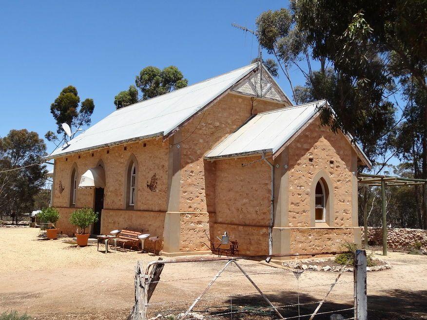 Bethlehem Lutheran Church - Former