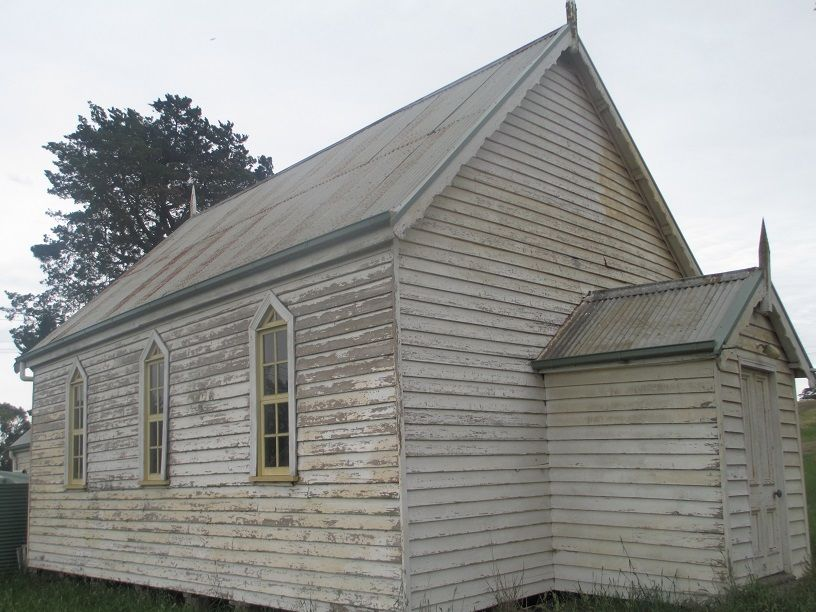 Beveridge Presbyterian Church - Former