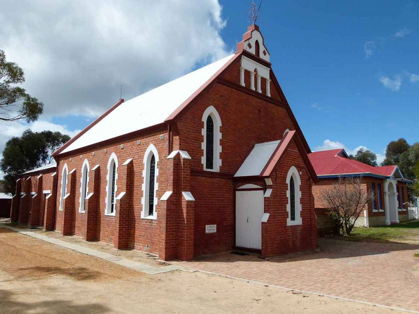 Beverley Uniting Church - Former