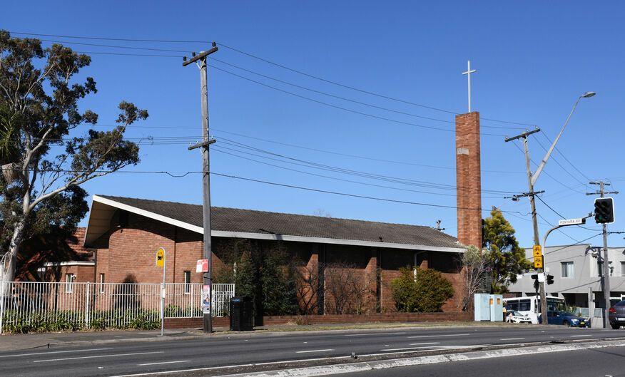 Beverly Hills Uniting Church
