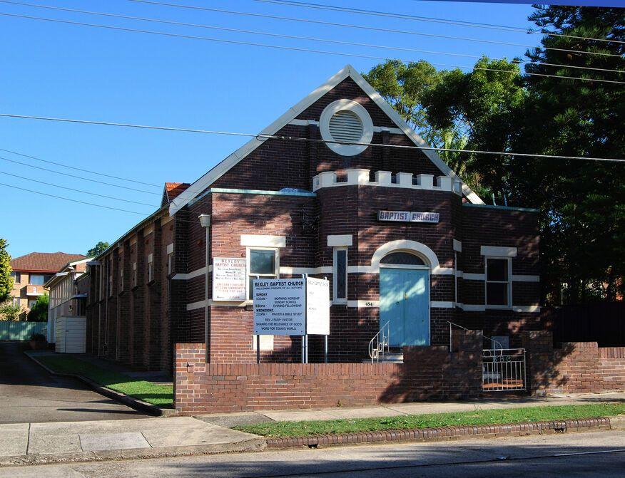 Bexley Baptist Church