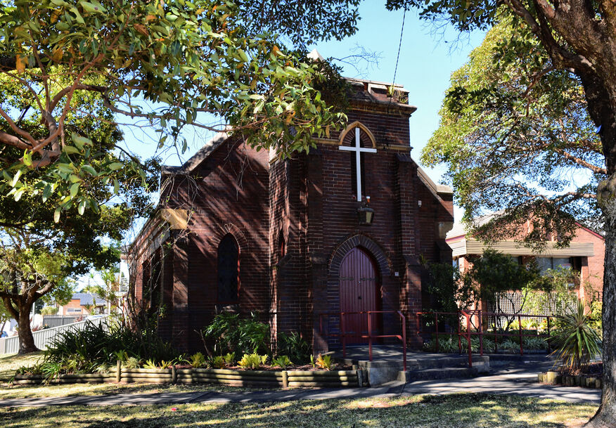 Bexley Congregational Church