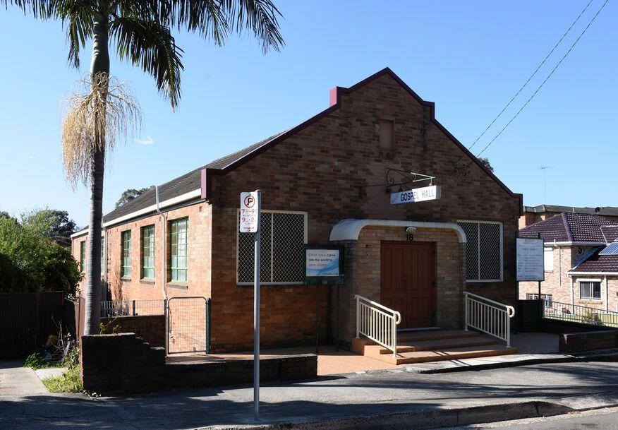Bexley Gospel Hall