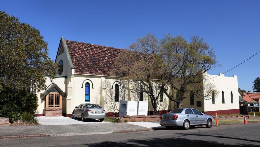 Bexley Presbyterian Church