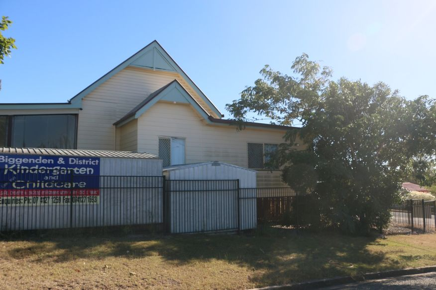 Biggenden Presbyterian Church - Former
