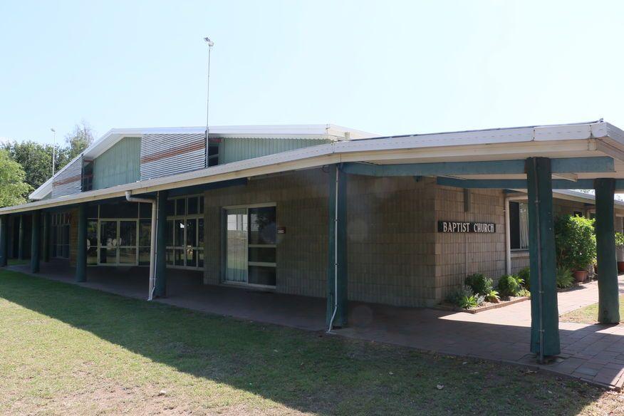 Biloela District Baptist Church
