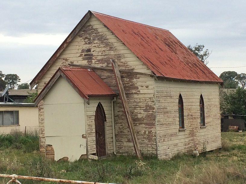 Birriwa Union Church - Former