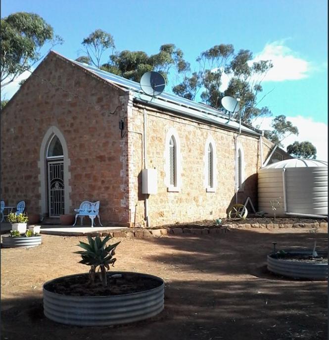 Black Rock Baptist Church - Former