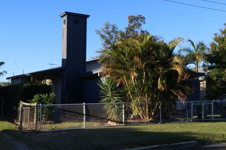 Blackall Presbyterian Church - Former